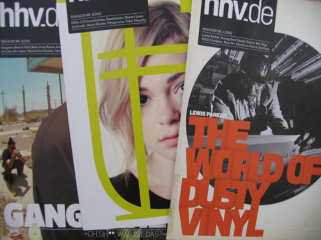 hhv.de Magazin: Netz statt Print