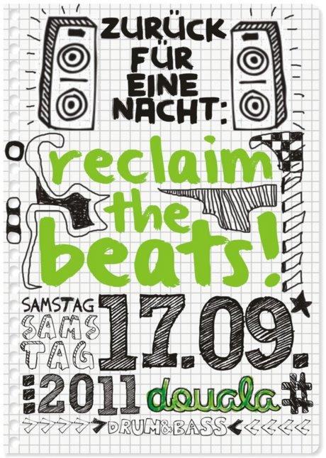 Zurück für eine Nacht: Reclaim the Beats!