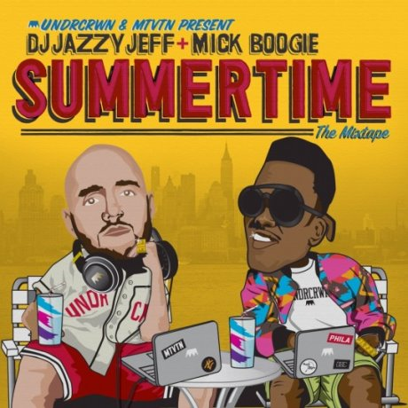 Mixtape: Summertime