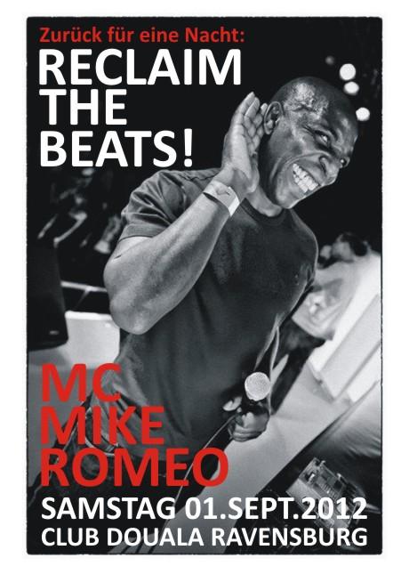 """Zurück für (noch) eine Nacht: """"Reclaim the Beats!"""""""