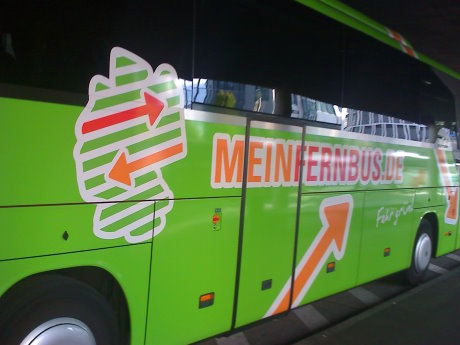 Unterwegs: München by Bus