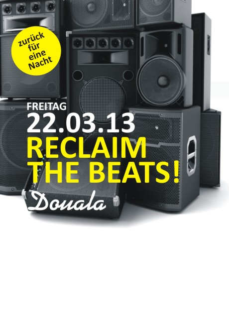 Morgen: Reclaim the Beats!