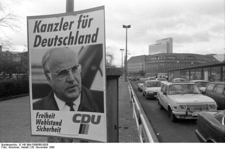 Leipzig, Bundestagswahl, Wahlwerbung