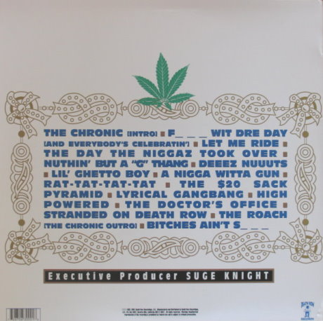 The Chronic Back