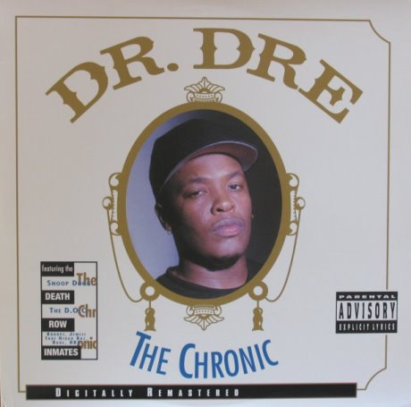 The Chronic Cover