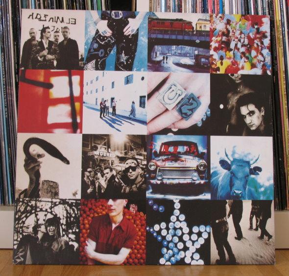Vinylgeschichten: U2 – Achtung Baby