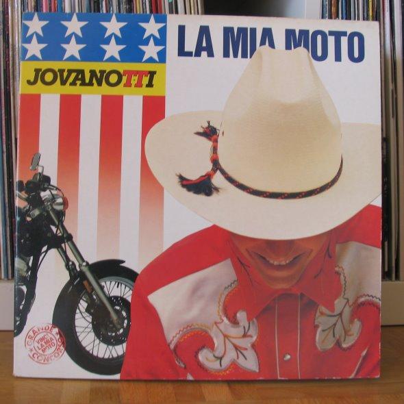 Vinylgeschichten: Jovanotti – La Mia Moto