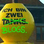 Ich bin zwei Blogs